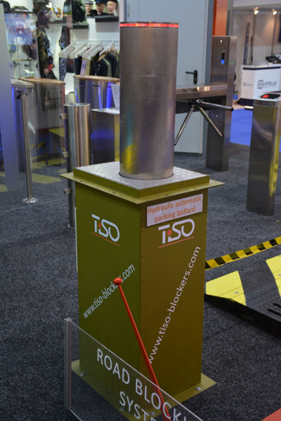 Bollard, Intersec 2015